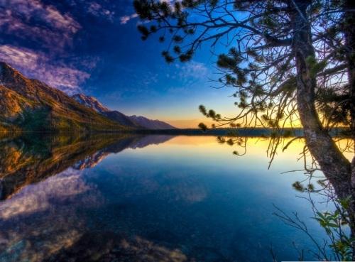 Lakes around the world