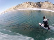 Black beach california