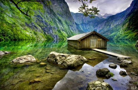 Obersee, Upperlake, Germany