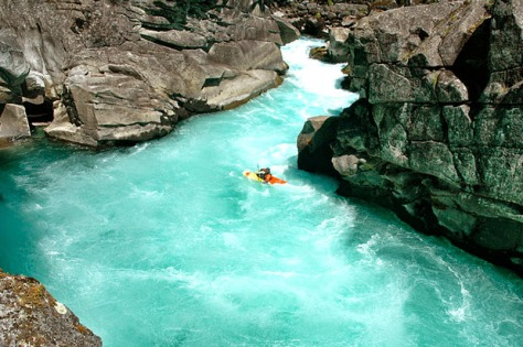 River Futaleufú