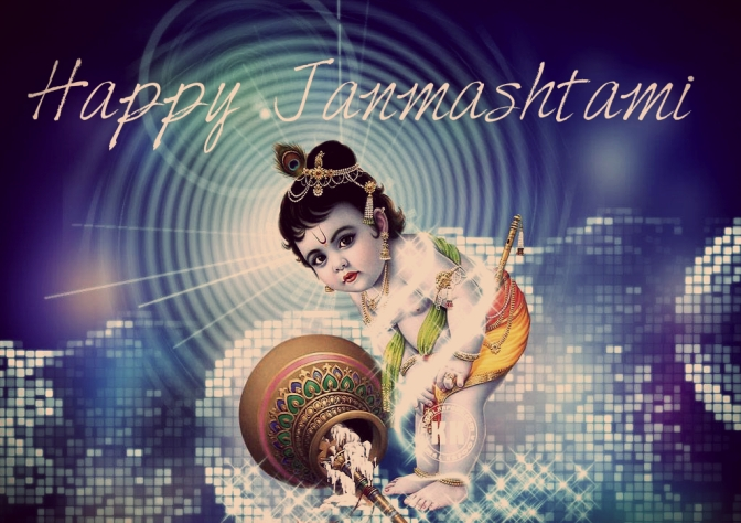 Wish Everyone a Blessed Janmashtami