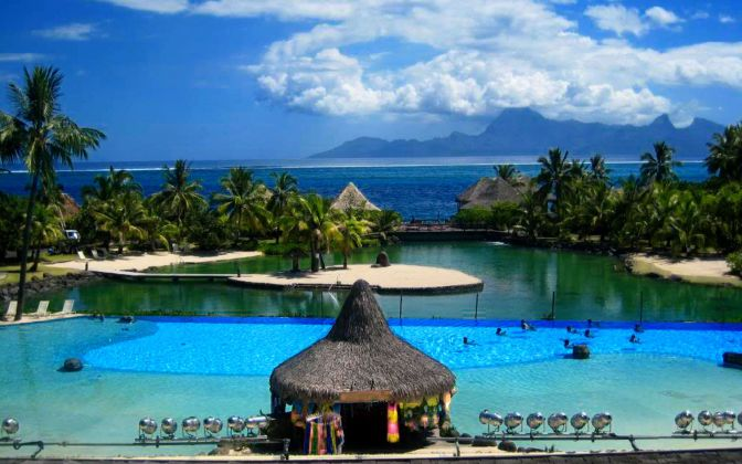 Top 5 Hotels in Tahiti