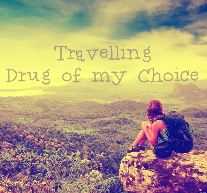 Travelling is my Passion and I am never Gonna Give-Up!