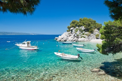 Croatian Beaches