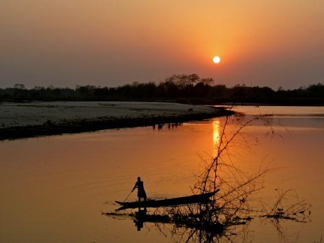 Majuli- Largest River Island