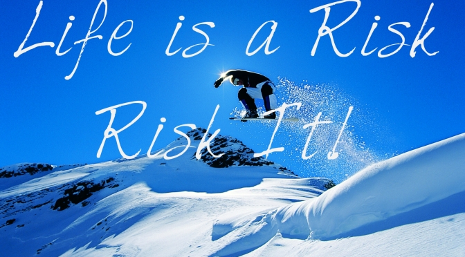 Life is a Risk, Risk IT!