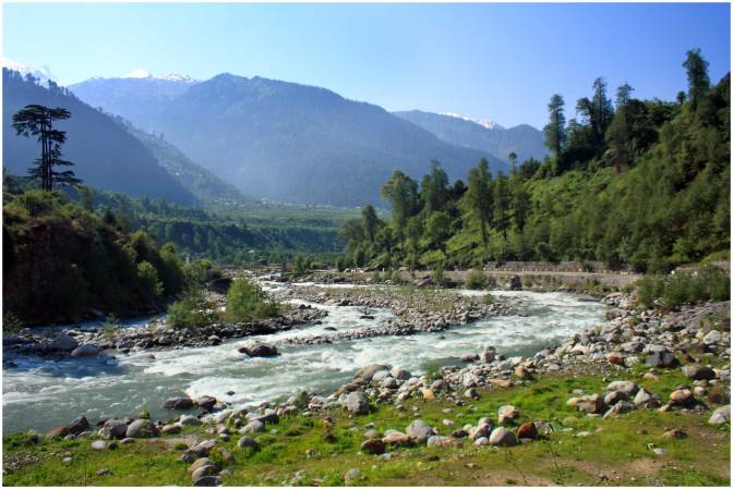 Himachal Pradesh – The celestial Beauty