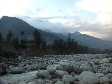 River Satluj
