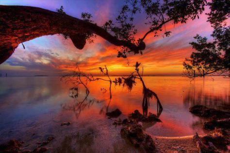 Sunset, Florida Keys