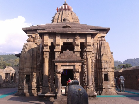 The Shiva Temple