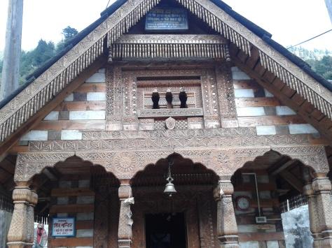 The vashist temple