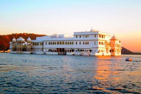 Lake Palace of Udaipur