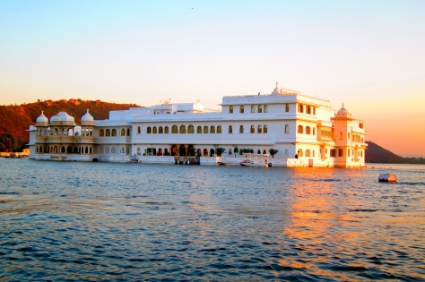 Lake Palace of Udaipur