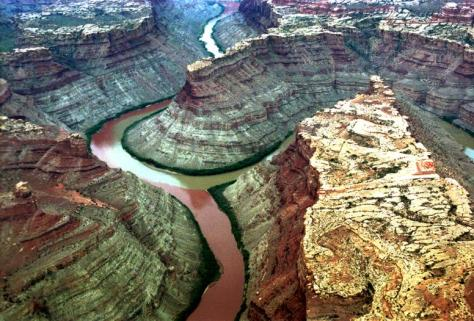 The Green and The Colorado River