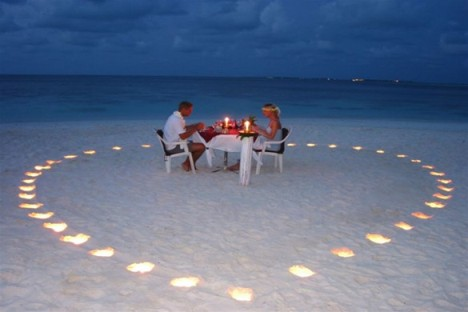 Romantic Places