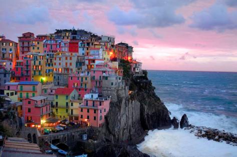 THE ITALIAN RIVIERA
