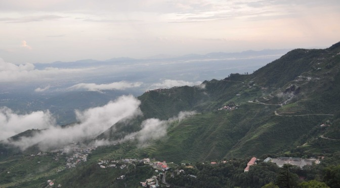 "Hills, Height & Holiday!! "" Mussoorie "" will miss You!!"