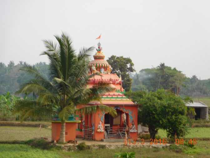 A visit to Puri