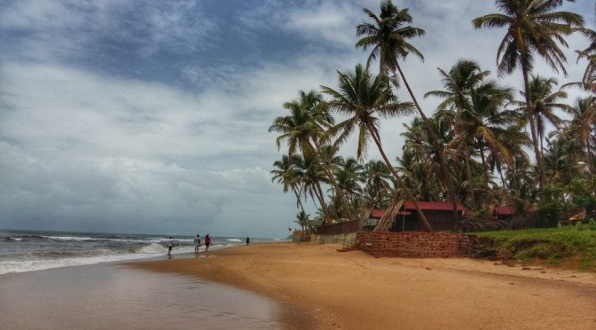 Monsoon an Off Season to Visit Goa?