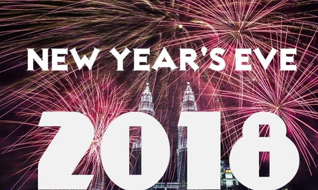 Best Places to celebrate New Year 2018