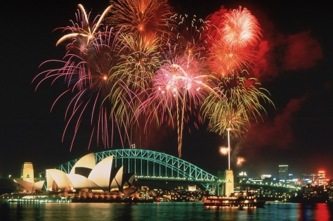 New Year's Eve Sydney - ilovetravellingandexploring
