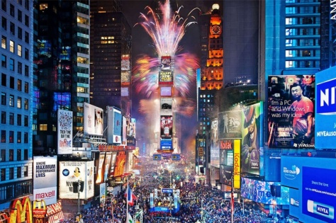 New York City New Year Celebration - ilovetravellingandexploring