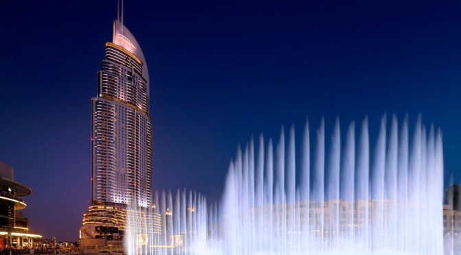 5 THINGS YOU SHOULDN'T MISS WHEN TRAVELLING TO DUBAI
