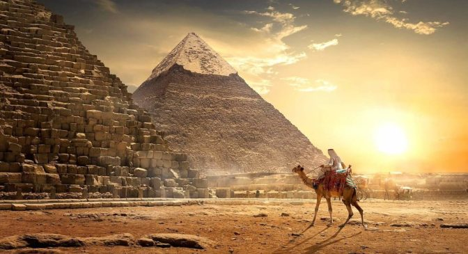 A Journey through the Land of the Nile: Luxor, Karnak, Alexandria and other Places