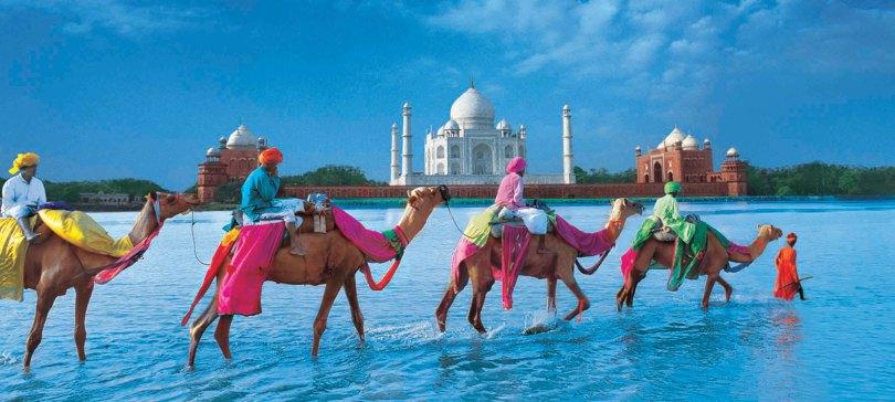 Beautiful sights of India