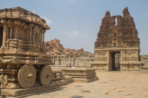Hampi Travel Places