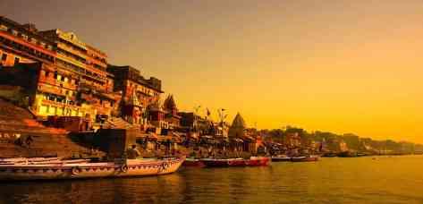 River Gange Varanasi