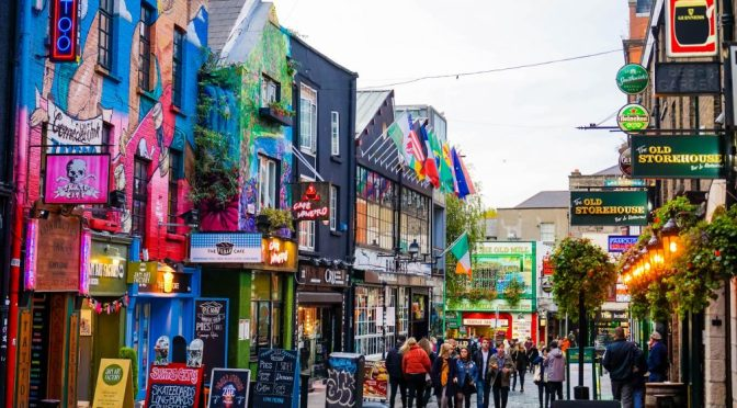 7 Great Experiences Every Traveller Should Have In Dublin, According To Locals