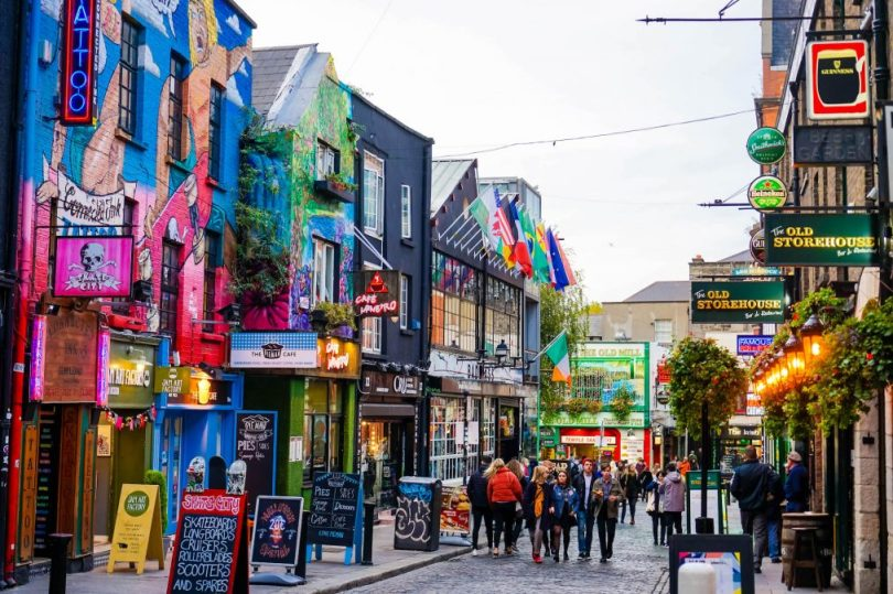 7 Great Experiences Every Traveller Should Have In Dublin