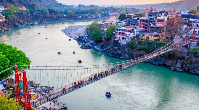 Adventures in Rishikesh