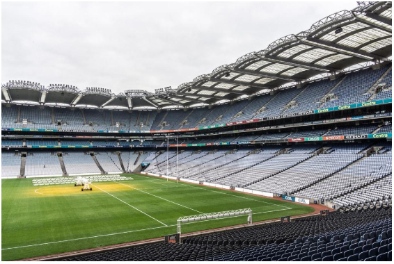 Enjoy watching live events at Croke Park