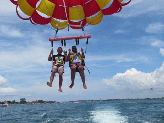 Thrilling Water Sports - ilovetravelingandexploring